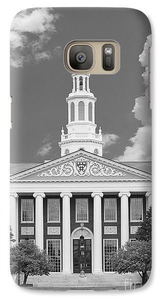 Baker Bloomberg At Harvard University Galaxy S7 Case by University Icons