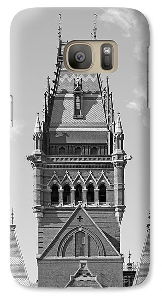 Memorial Hall At Harvard University Galaxy S7 Case by University Icons
