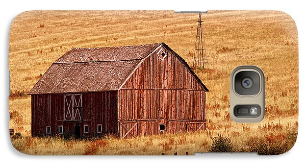 Harvest Barn Galaxy S7 Case
