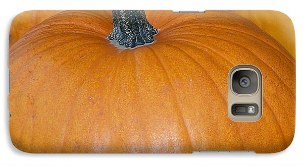 Galaxy Case featuring the photograph Harvest Pumpkins by Chalet Roome-Rigdon