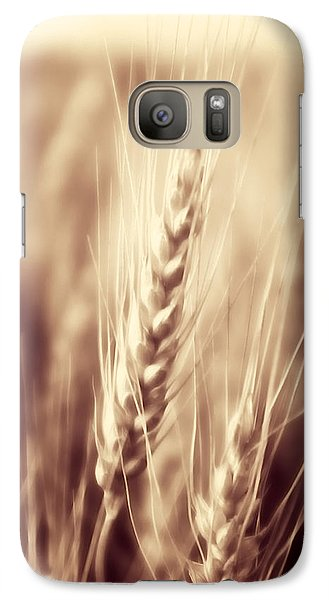 Harvest Time Galaxy S7 Case