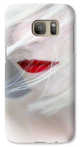 Galaxy Case featuring the photograph Haunted Dreams by Jeremy Martinson