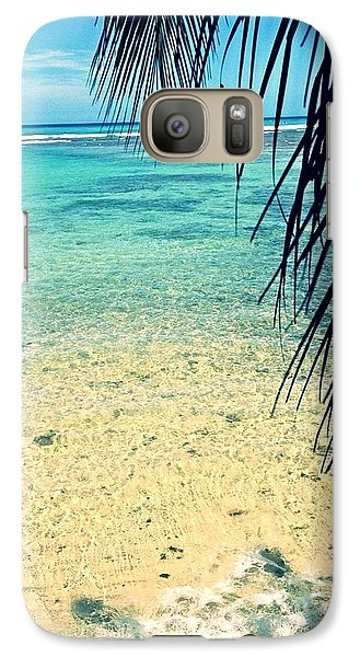 Galaxy Case featuring the photograph Hawaiian Bliss by Erika Swartzkopf