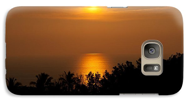Galaxy Case featuring the photograph Hawaiian Dream by Sabine Edrissi