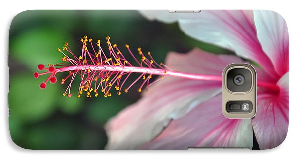 Galaxy Case featuring the photograph Hawaiian Hibiscus by Gina Savage