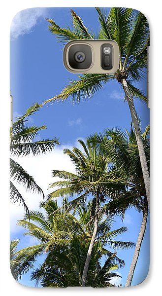 Galaxy Case featuring the photograph Hawaiian Skies by Lehua Pekelo-Stearns