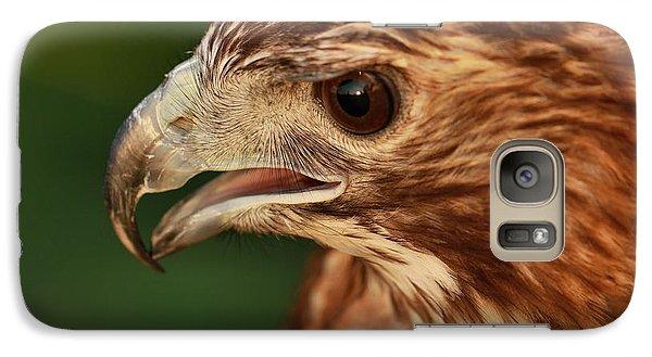 Hawk Eye Galaxy S7 Case by Dan Sproul