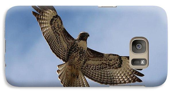 Hawk In Flight  Galaxy S7 Case
