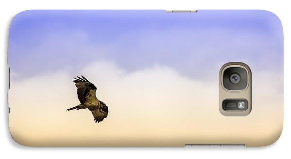 Hawk Over Head Galaxy S7 Case
