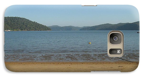 Galaxy Case featuring the photograph Hawksbury River From Dangar Island by Leanne Seymour