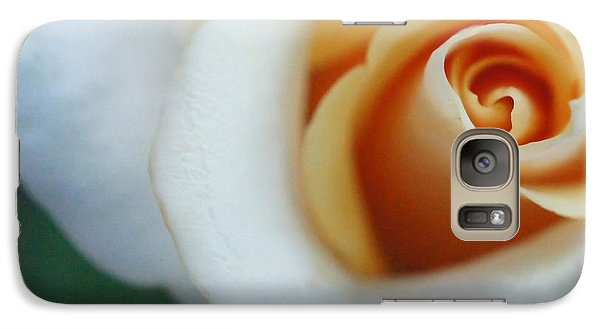 Galaxy Case featuring the photograph Hazy Rose Squared by TK Goforth
