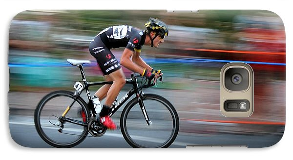 Galaxy Case featuring the photograph Heading For The Finish Line by Kevin Desrosiers