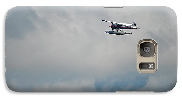 Galaxy Case featuring the photograph Heading Home by Mark Alan Perry
