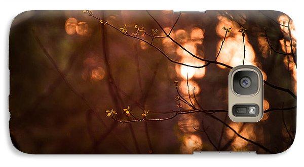 Galaxy Case featuring the photograph Healing Light by Haren Images- Kriss Haren