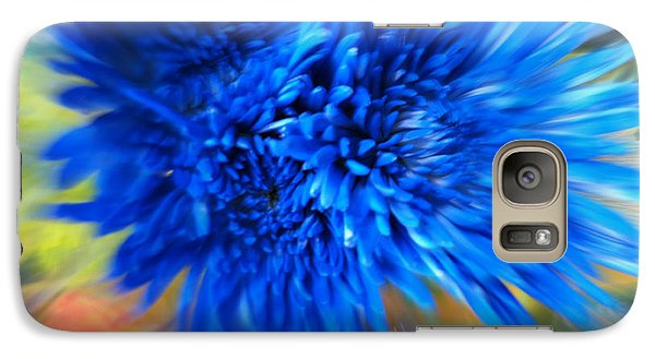Galaxy Case featuring the photograph Healing Of A Flower by Sherri  Of Palm Springs