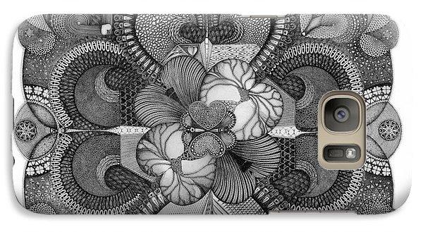 . Galaxy S7 Case by James Lanigan Thompson MFA