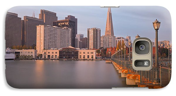 Galaxy Case featuring the photograph Heart San Francisco by Jonathan Nguyen