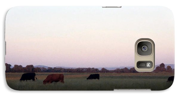 Galaxy Case featuring the photograph The Kittitas Valley I by Susan Parish