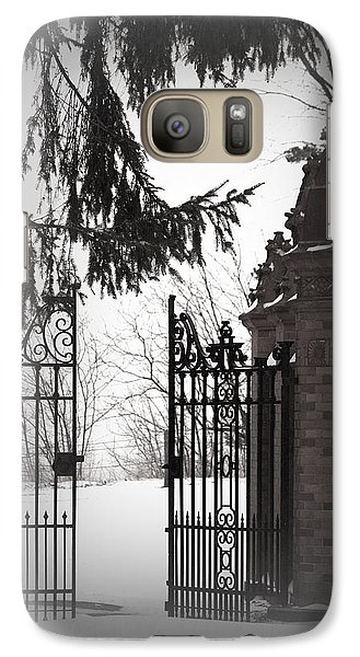 Galaxy Case featuring the photograph Heaven Awaits by The Art Of Marilyn Ridoutt-Greene