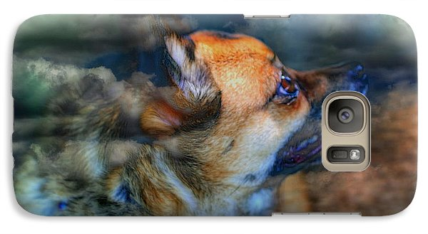 Galaxy Case featuring the photograph Heaven Bound by Larry Trupp