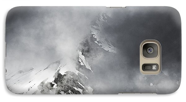 Galaxy Case featuring the photograph Heaven For A Moment by Nick  Boren