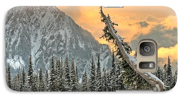 Galaxy Case featuring the photograph Heavenly by Jeff Cook