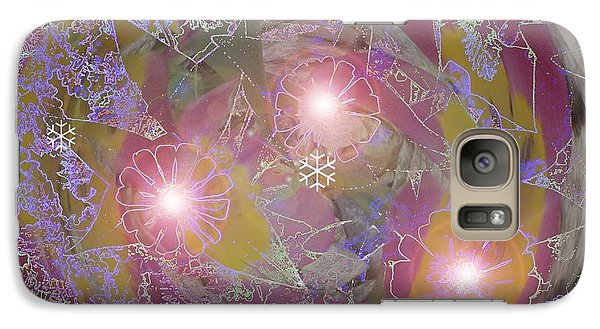 Galaxy Case featuring the photograph Heavenly by Kathie Chicoine