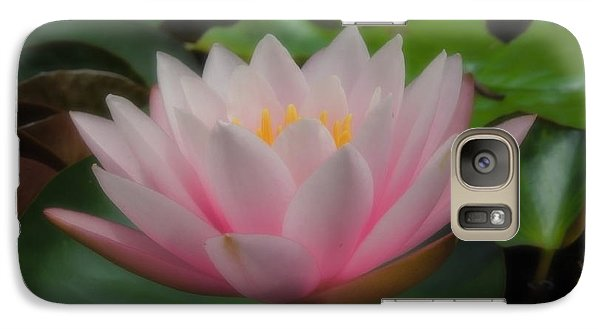 Galaxy Case featuring the photograph Heavenly Pink by Chad and Stacey Hall
