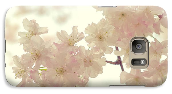 Galaxy Case featuring the photograph Heavenly... by Rachel Mirror
