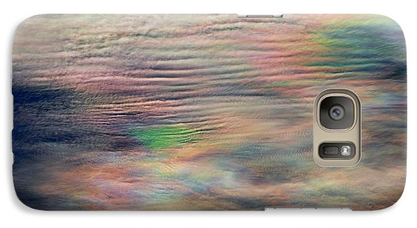 Galaxy Case featuring the photograph Heavens Above by Charlotte Schafer