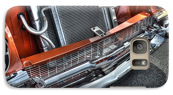 Galaxy Case featuring the photograph Heavy Chevy by Timothy Lowry