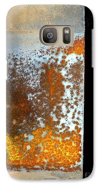 Galaxy Case featuring the photograph Heavy Metal 2 by Robert Riordan
