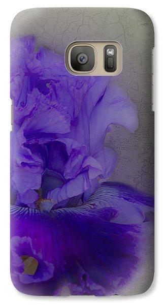 Galaxy Case featuring the photograph Heidi by Elaine Teague
