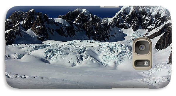 Galaxy Case featuring the photograph Helicopter New Zealand  by Amanda Stadther