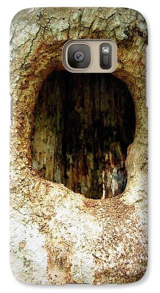 Galaxy Case featuring the photograph Helloooo by Deborah Fay