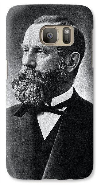 Henry Bigelow Galaxy S7 Case by National Library Of Medicine