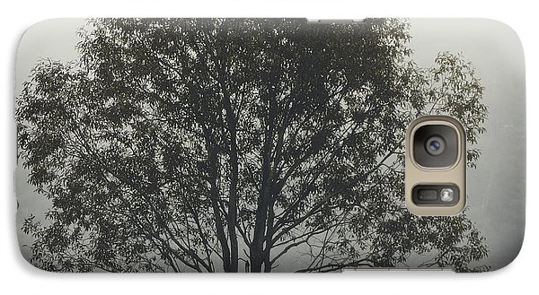 Galaxy Case featuring the photograph Her Life With A Dog by Ari Salmela