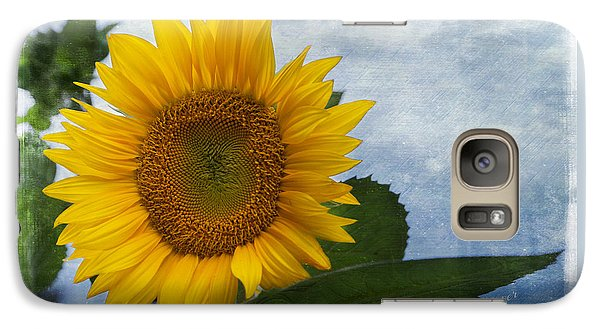 Galaxy Case featuring the photograph Her Majesty by Terri Harper