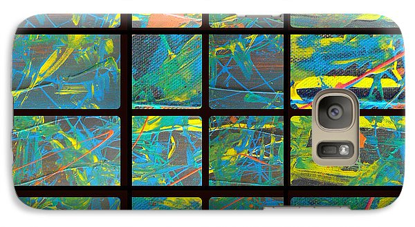 Galaxy Case featuring the photograph Herbal Thoughts Part Two by Sir Josef - Social Critic - ART