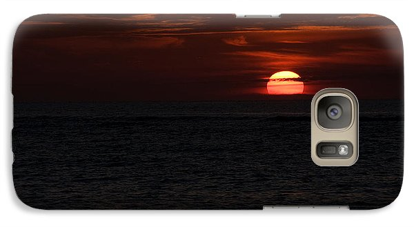 Galaxy Case featuring the photograph Here Comes The Sun by Greg Graham