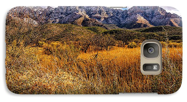 Galaxy S7 Case featuring the photograph Here To There by Mark Myhaver