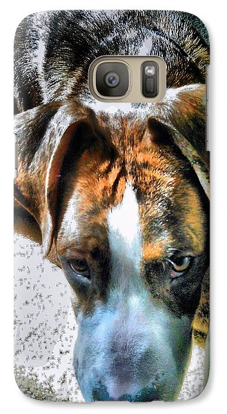 Galaxy Case featuring the photograph Here's Lookin Atchya by Robert McCubbin