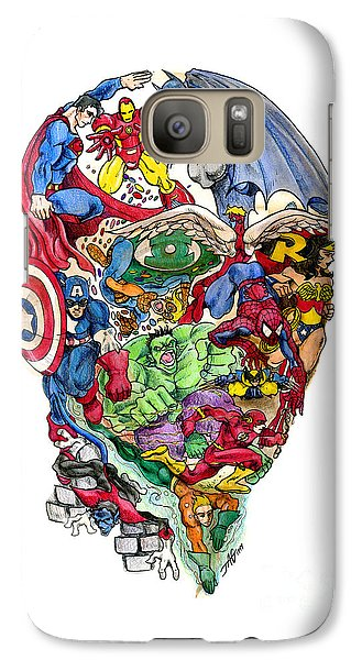 Heroic Mind Galaxy S7 Case