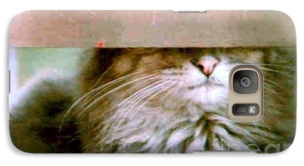 Galaxy Case featuring the photograph Hey Diddle Diddle by Michael Hoard