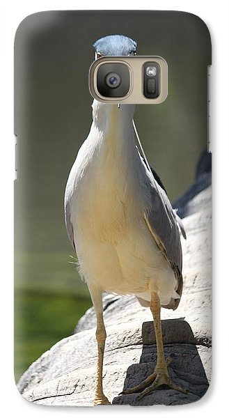 Galaxy Case featuring the photograph Hi by Amy Gallagher