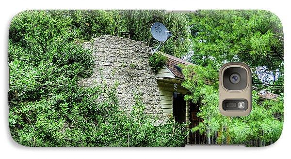 Galaxy Case featuring the photograph Hidden Gems Of Ann Arbor #2 by MJ Olsen