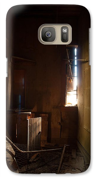 Galaxy Case featuring the photograph Hidden In Shadow by Fran Riley