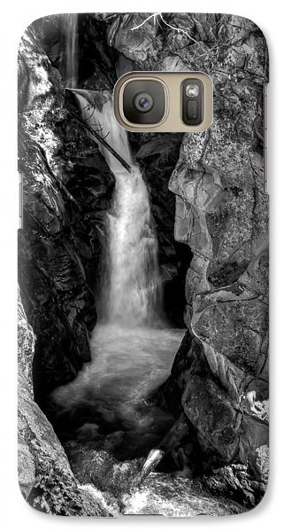 Galaxy Case featuring the photograph Hidden Waters by David Stine