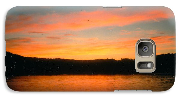 Galaxy Case featuring the photograph Highland Lake by Jesse Ciazza