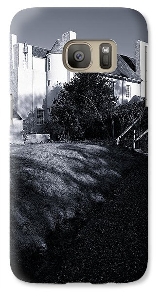 Galaxy Case featuring the photograph Hill House by Stephen Taylor
